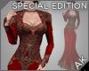 ~AK~ Royal Dress: Ruby