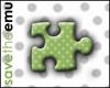 [E] Halyn Puzzle Sticker