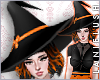 LL* Spooky Witch Hat