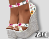[zuv]wedges flower pink