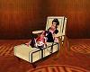 oriental style recliner