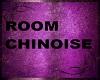 room chnois blanck pink
