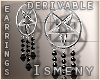[Is] Penta Earring V3 Dr