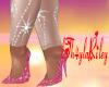 Shoes Princess Pink
