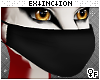 #furry mask: black