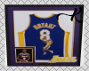 Framed Kobe Jersey V2