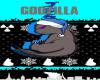 GodzillaXmasSweater-M-
