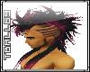 Mohawk-Redhaze Hair
