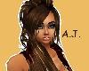 brown + highlights *AJ*