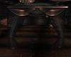 Black Rust Drapes