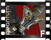 [Q]Royal Knight glove F