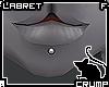 [C] Kat Labret Piercing