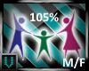 Avatar Scaler 105 %