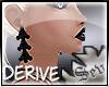 *S Derive Cleo Earrings