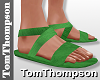 ♕ Aloha Sandals