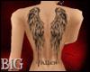 [B] Fallen Angel Tattoo