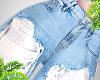 d. blue jeans
