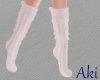 #Å Cozy Socks  #Powder