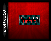 Hell On Heels Badge