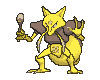 Animated Kadabra