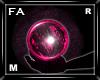 (FA)HandOrbMR Pink