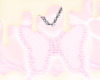 butterfly necklace ♡T