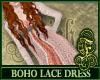 Boho Lace Salmon