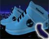Carolina Blue Timbs
