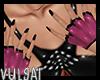 [Rx] DirtyGirl Glove Pnk