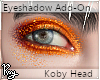 Orange Eyeshadow-Koby