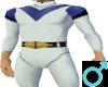 V-Force Bodysuit Blue M