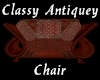 (S)Classy Antiquey Chair
