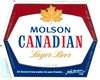 Molson Canadian Beer Can