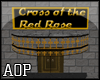 Cross of the Red Rose