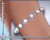TIA-Pearl Armband Left