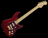 Red Strat Fender Guitar