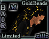 [zllz]M Dreads BlackGold