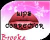 Lips Corrector