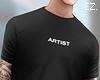 EZ. ArtistTattoo Blouse