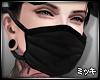 ! Black Surgical Mask