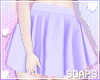 +Aoki Skirt Purple