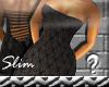 Lil Black Dress | Slim