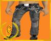 (CC)Affliction Jeans C1