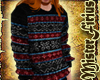 Ugly Sweater Black