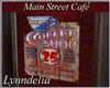 ~L~ Cafe - Vintage Sign1