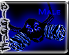 (Blue Gas Mask)