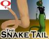Snake Tail -Female