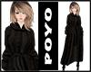 Lon coat-Black
