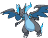 Animated Mega CharizardX