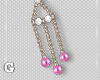 G l Passion Pink Earring